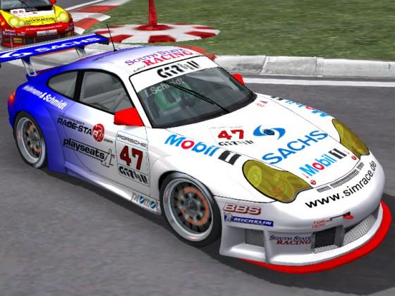#47 Ingo Schmidt (Porsche 996 GT3-RSR)