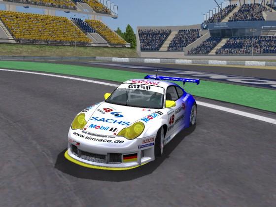 #48 Patrick Schwanz (Porsche 996 GT3-RSR)