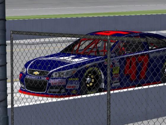 Chevrolet SSR #47 Ingo Schmidt