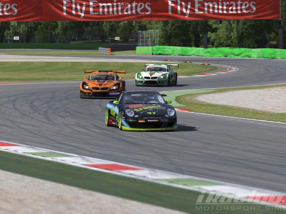 DSTM Lauf 10 in Monza