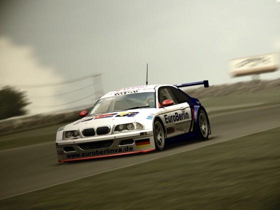 #26 Nicolas Pelka (BMW M3 GTR)