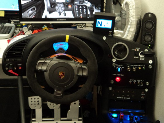 Mein Cockpit 2011