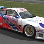 SRP Porsche RSR 2011/12 #7