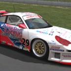 SRP Porsche RSR 2011/12 #29