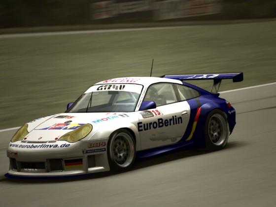 #15 Heiko Kostin (Porsche 996 GT3-RSR)