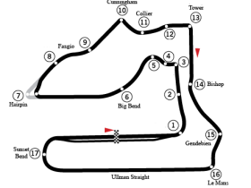 2.Lauf Sebring