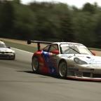 #47 Ingo Schmidt (Porsche 996 Bi-Turbo) und #48 Patrick Schwanz (Seat Toledo GT)